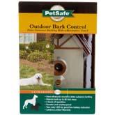 ultrasonic bark control