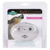 ultrasonic dog bark control
